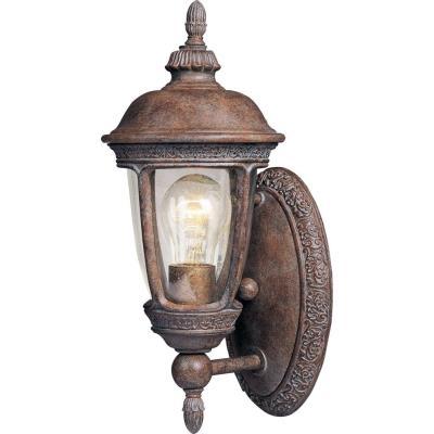 Maxim Lighting 40462CDSE Knob Hill VX - One Light Outdoor Wall Mount