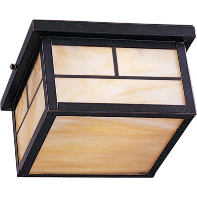 Maxim Lighting 4059 Coldwater - Two Light Outdoor Flush Mount