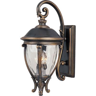 Maxim Lighting 41425WGGO Camden VX - Three Light Outdoor Wall Mount