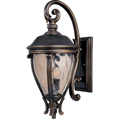 Maxim Lighting 41426WGGO Camden VX - Three Light Outdoor Wall Mount