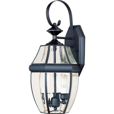 Maxim Lighting 4191 South Park - Three Light Outdoor Wall Mount