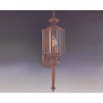 Maxim Lighting 4623CLAB Builder - One Light Outdoor Wall Lantern