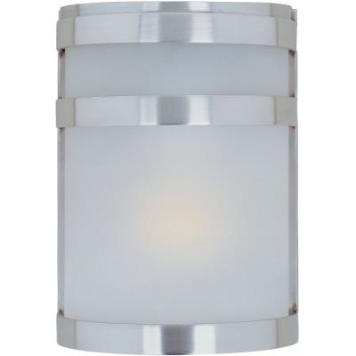 Maxim Lighting 5000FTSST Arc - One Light Outdoor Wall Mount
