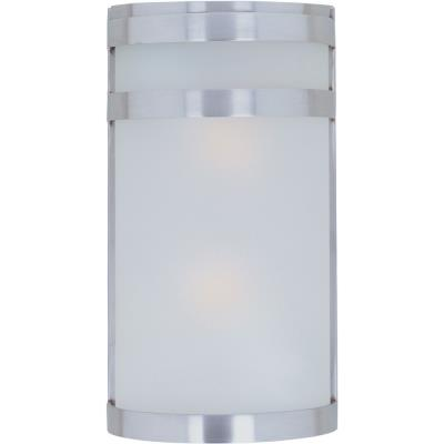 Maxim Lighting 5002FTSST Arc - Two Light Outdoor Wall Mount