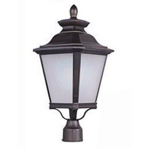 "Knoxville - 23"" 15W 1 LED Outdoor Post Lantern"