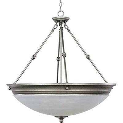 Maxim Lighting 5847MRSN Essentials - Five Light Pendant