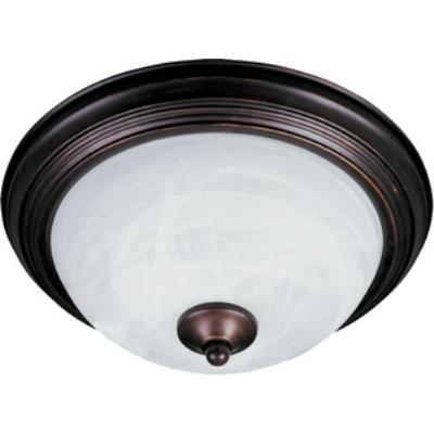 Maxim Lighting 5849 Two Light Flush Mount
