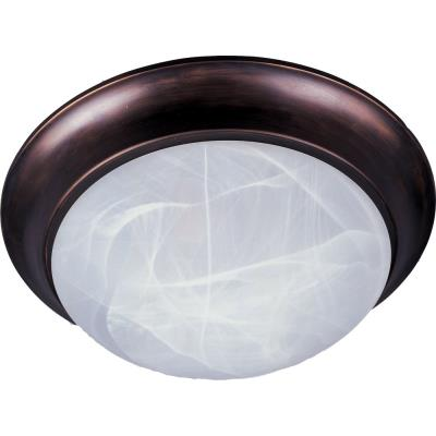 Maxim Lighting 5852 Essentials - Three Light Flush Mount