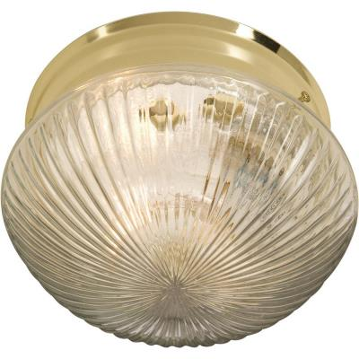 Maxim Lighting 5882 Essentials - One Light Flush Mount