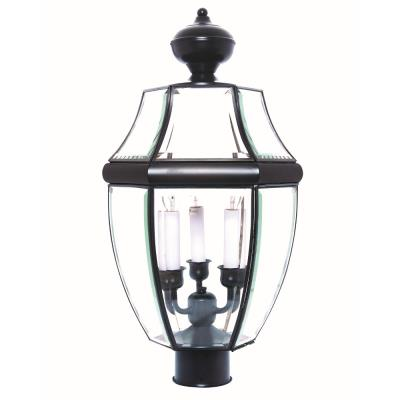 Maxim Lighting 6098 South Park - Three Light Post Mount