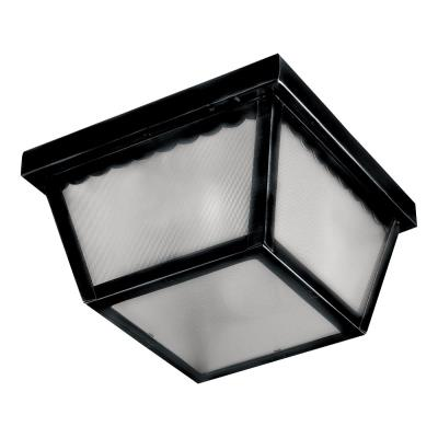 Maxim Lighting 6203 Essentials - One Light Outdoor Flush Mount