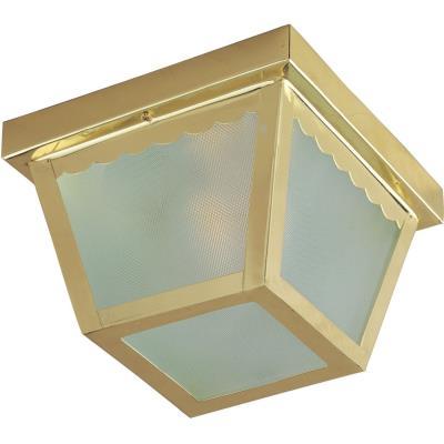 Maxim Lighting 6204 Essentials - Two Light Outdoor Flush Mount