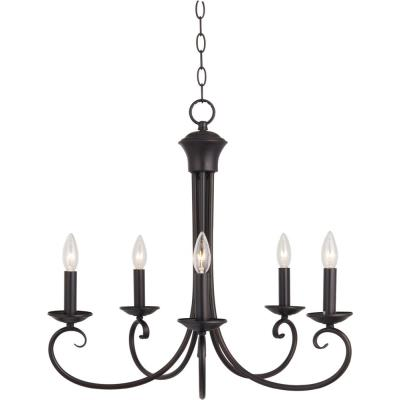 Maxim Lighting 70005 Loft - Five Light Chandelier