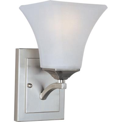 Maxim Lighting 83098FTSN Aurora EE - One Light Wall Sconce