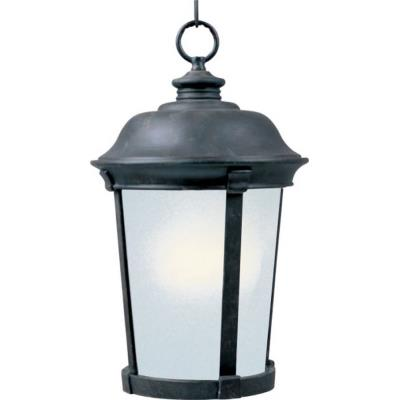 Maxim Lighting 85099FSBZ Dover EE - One Light Outdoor Hanging Lantern