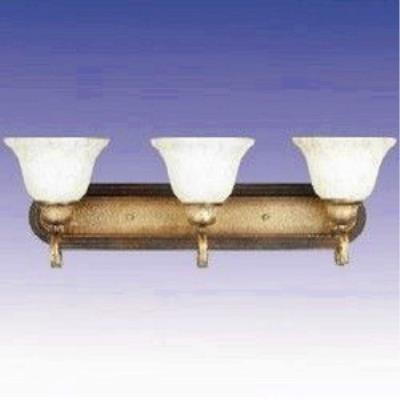 Maxim Lighting 85264FIOI Cosmopolitan PL - Three Light Bath Vanity