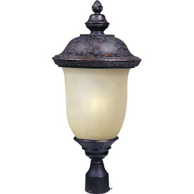 Maxim Lighting 85520 Carriage House EE - One Light Outdoor Pole/Post Mount