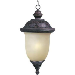 Carriage House EE - One Light Outdoor Hanging Lantern