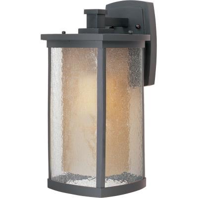 Maxim Lighting 85654CDWSBZ Bungalow EE - One Light Wall Mount