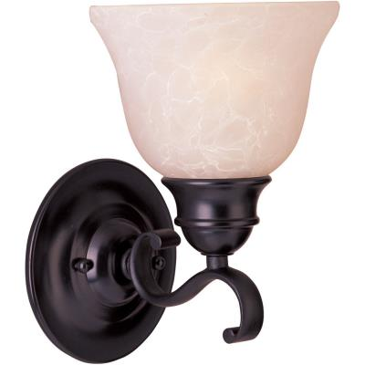 Maxim Lighting 85807 Linda EE - One Light Wall Sconce