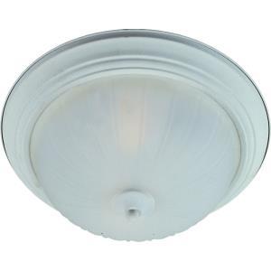 1 Light Flush Mount 13w Cfl Incl