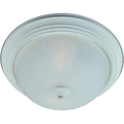 Maxim Lighting 85830 1 Light Flush Mount 13w Cfl Incl
