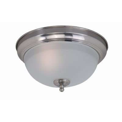Maxim Lighting 85840 One Light Flush Mount
