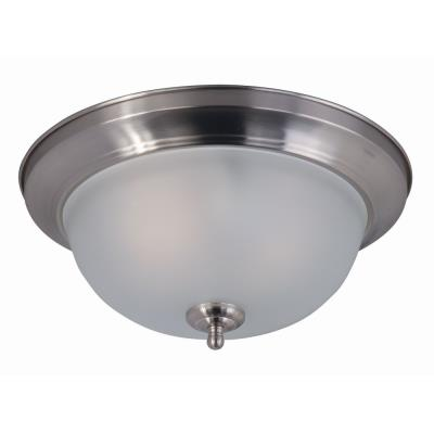Maxim Lighting 85841 Two Light Flush Mount