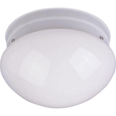 Maxim Lighting 85880 Utility EE - One Light Flush Mount