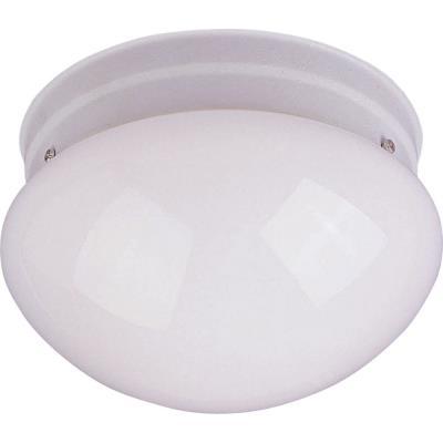 Maxim Lighting 85881 Utility EE - Two Light Flush Mount