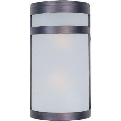 Maxim Lighting 86006FTOI Arc - Two Light Outdoor Wall Lantern