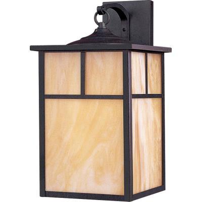 Maxim Lighting 86054HOBU Coldwater - One Light Outdoor Wall Lantern