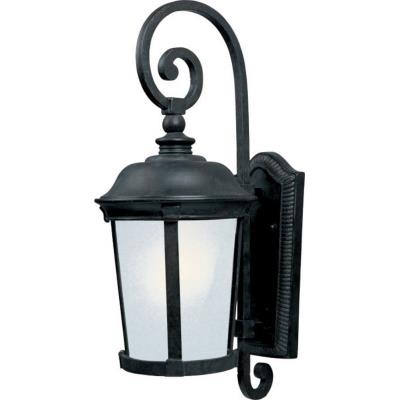 Maxim Lighting 86094FSBZ Dover ES - One Light Outdoor Wall Lantern