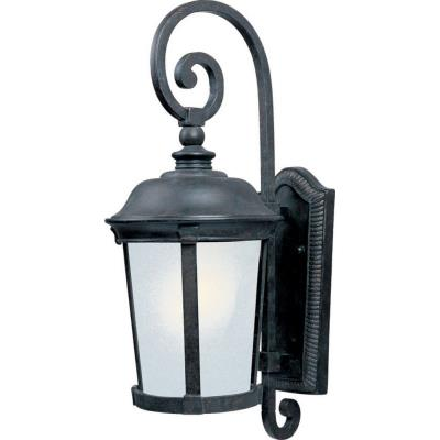 Maxim Lighting 86095FSBZ Dover ES - One Light Outdoor Wall Lantern