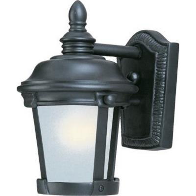 Maxim Lighting 86096FSBZ Dover ES - One Light Outdoor Wall Lantern