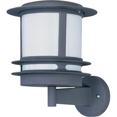 Maxim Lighting 86194WTABZ Zenith EE - One Light Wall Mount