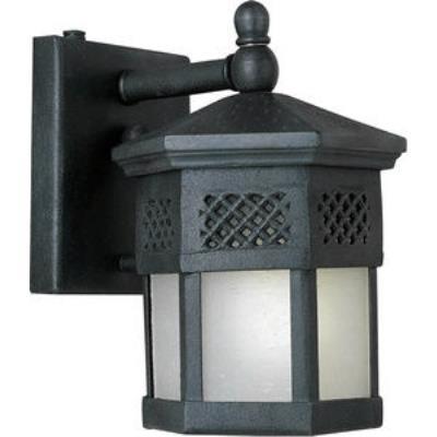 "Maxim Lighting 86322FSCF Scottsdale EE - 8.5"" One Light Outdoor Wall Lantern"