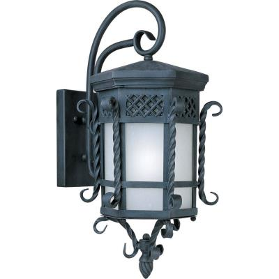 "Maxim Lighting 86324FSCF Scottsdale EE - 23.5"" One Light Outdoor Wall Lantern"