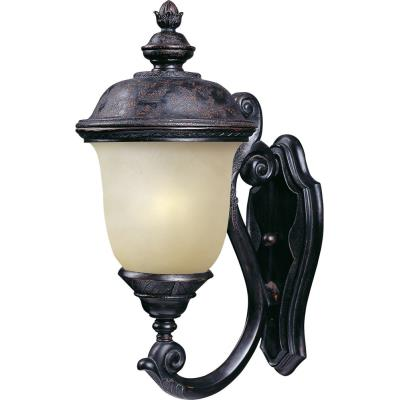 Maxim Lighting 86523MOOB Carriage House ES - One Light Outdoor Wall Mount