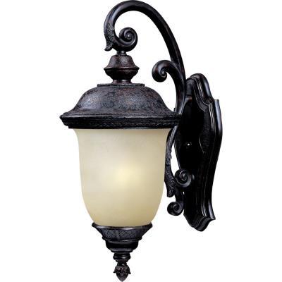 Maxim Lighting 86596MOOB Carriage House - One Light Outdoor Wall Lantern
