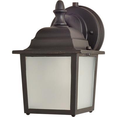 Maxim Lighting 86924EB Side Door - One Light Outdoor Wall Lantern