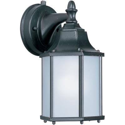 Maxim Lighting 86926EB Side Door - One Light Outdoor Wall Lantern