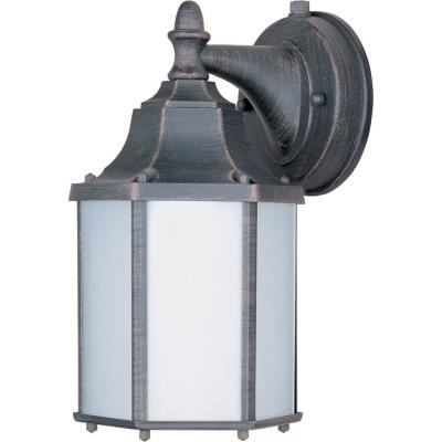 Maxim Lighting 86926RP Side Door - One Light Outdoor Wall Lantern