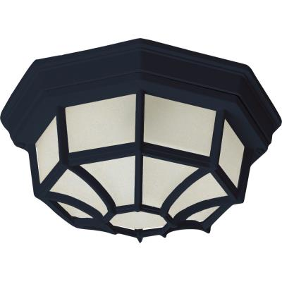 Maxim Lighting 87920 One Light Outdoor Flush Mount
