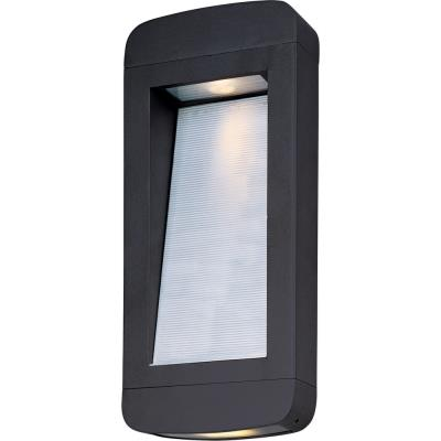 "Maxim Lighting 88254ABZ Optic - 18"" 5W 2 LED Wall Sconce"