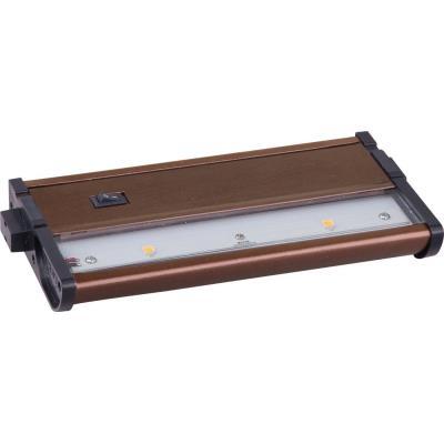 "Maxim Lighting 89922MB CounterMax MX-L120DC - 7"" 4.49W 2 LED UnderCabinet"