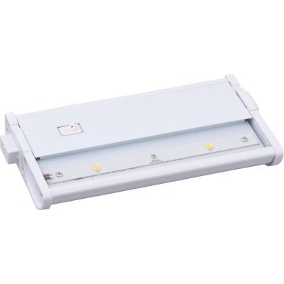 "Maxim Lighting 89922WT CounterMax MX-L120DC - 7"" 4.49W 2 LED UnderCabinet"