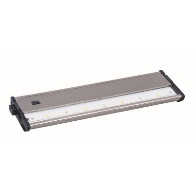 "Maxim Lighting 89923SN CounterMax MX-L120DC - 13"" 9.26W 4 LED UnderCabinet"