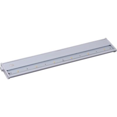 "Maxim Lighting 89924WT CounterMax MX-L120DC - 21"" 13.89W 6 LED UnderCabinet"