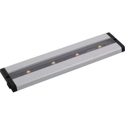 "Maxim Lighting 89941AL CounterMax MX-L-LPC - 12"" 9.89W 4 LED UnderCabinet"